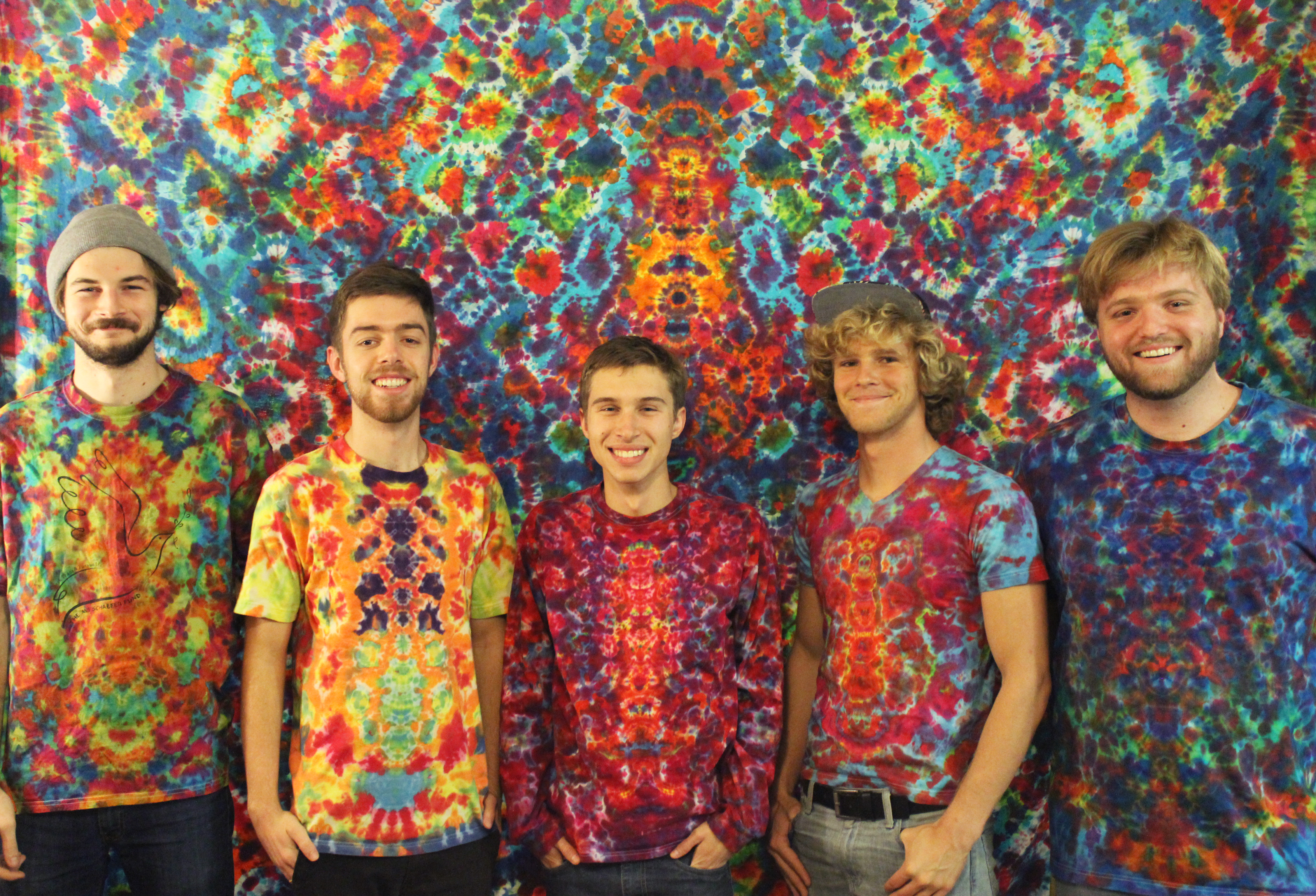 Tribe Ties | Student-Run Business Brings Tie Dye to Isla Vista