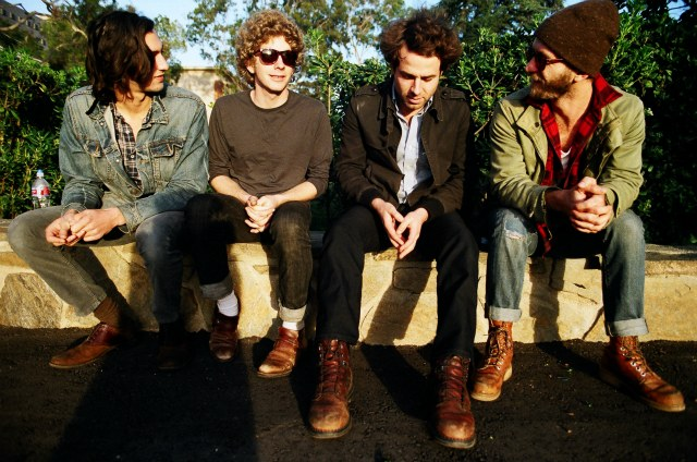 SOhO Crowd Goes Wild for Dawes at New Noise 2014